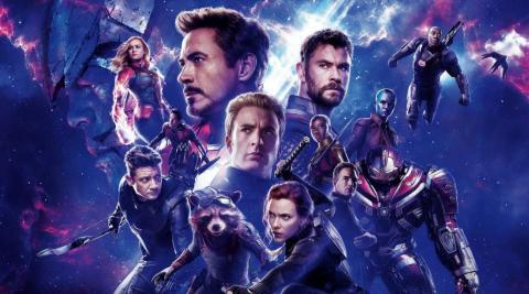 Avengers: Endgame (2019) Película completa